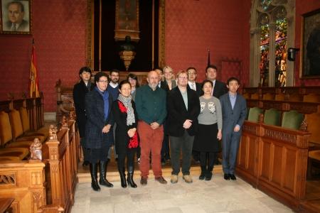Meeting Consell de Mallorca